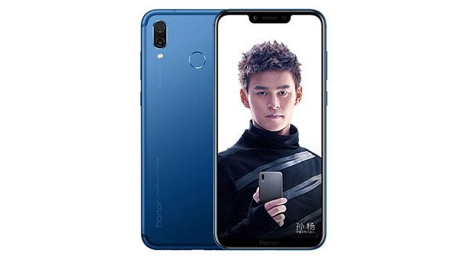 Honor Play Android 9.0 Pie