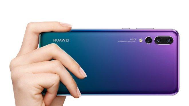 Huawei P20 Pro mobil fotoğrafçılık