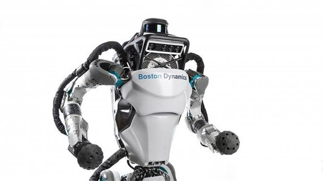 İnsansı robot atlas boston dynamics