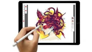 Apple iPad Photoshop CC