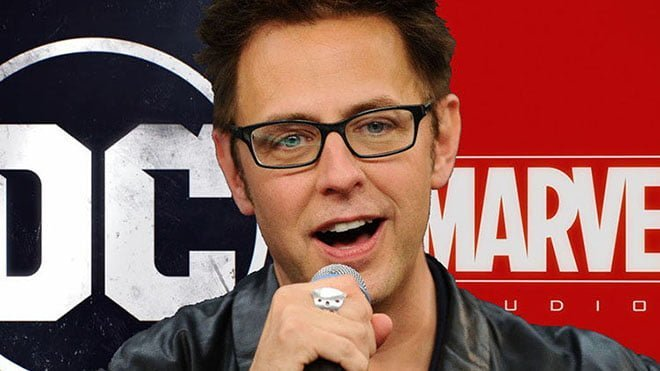 james gunn dc marvel