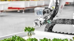 çiftlik, robotlar