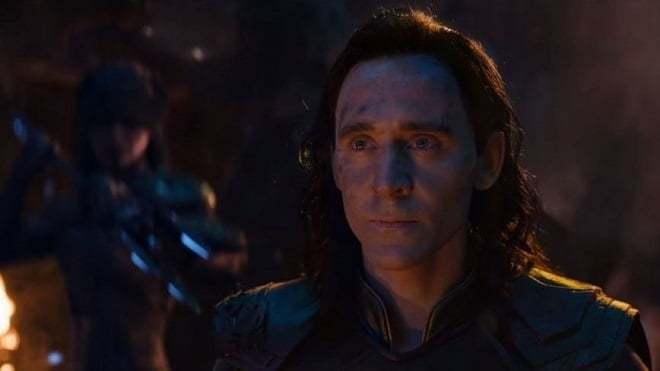 Avengers 4 Loki Tom Hiddleston