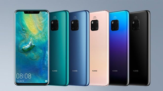 Huawei Mate 20 Pro nano memory
