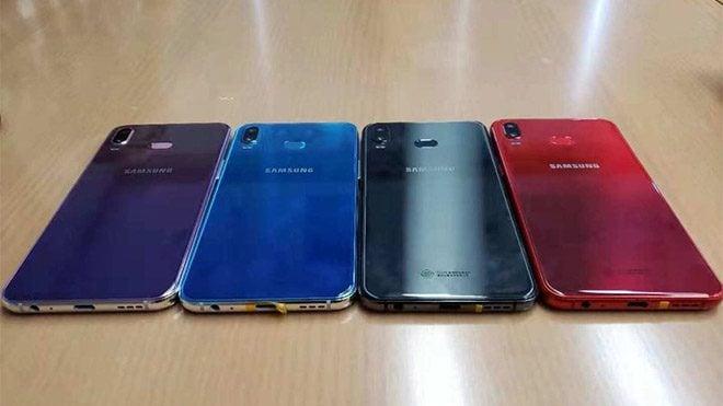 Samsung Galaxy A6S ve Galaxy A9S