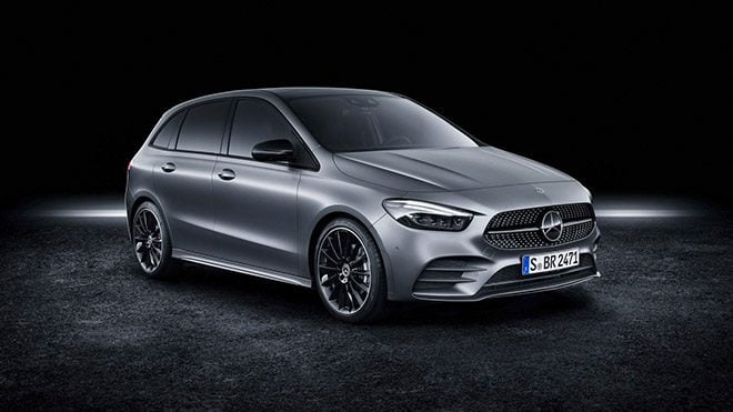 2019 Mercedes B-Serisi