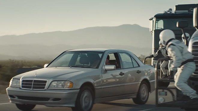 Mercedes C-Serisi