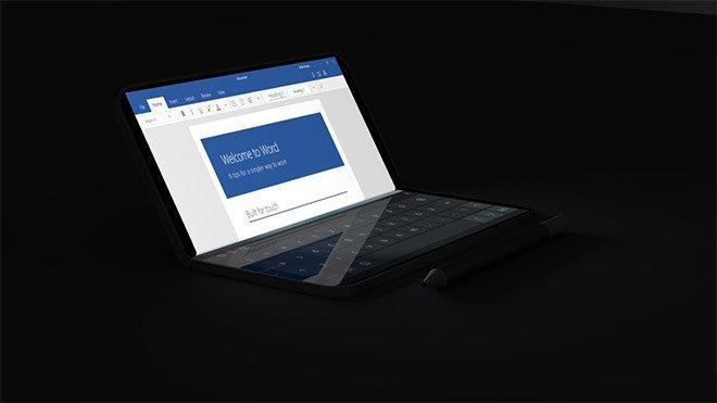 Microsoft prototip akıllı telefon