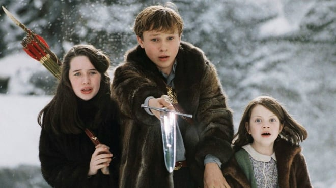 Netflix Narnia Günlükleri