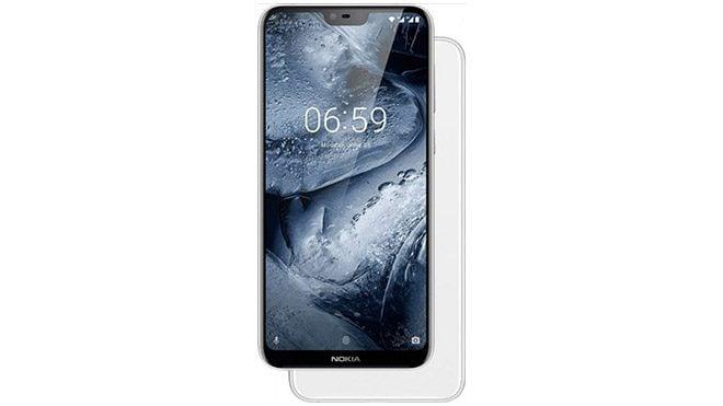 Nokia 6.1 Plus Android 9.0 Pie