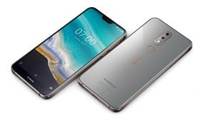 Nokia 7.1 Android 9.0 Pie