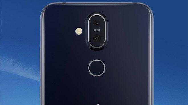Nokia X7 Nokia 8.1