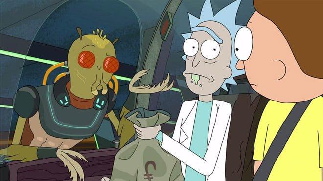 Rick and Morty 4. sezon yazarından Star Trek animasyonu