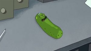 Rick and Morty 4. sezon öncesi yayınlanan çekim hataları