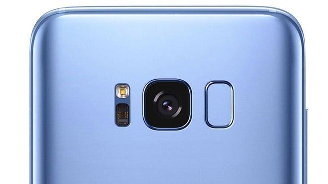 Samsung Galaxy S8 ve Samsung Galaxy Note 8