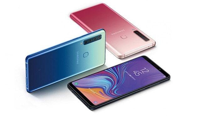 Samsung Galaxy A6s ve Samsung Galaxy A9s