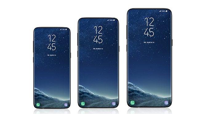 Samsung Galaxy S10 Huawei P30 Huawei P30 Pro