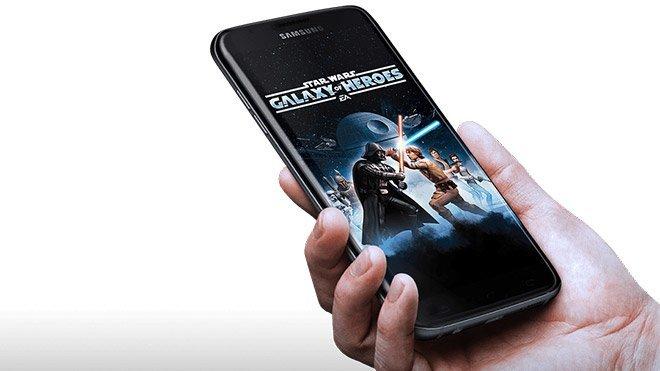 Samsung oyun telefonu