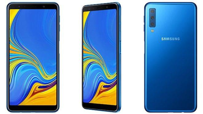 Samsung Galaxy A10 Snapdragon 710