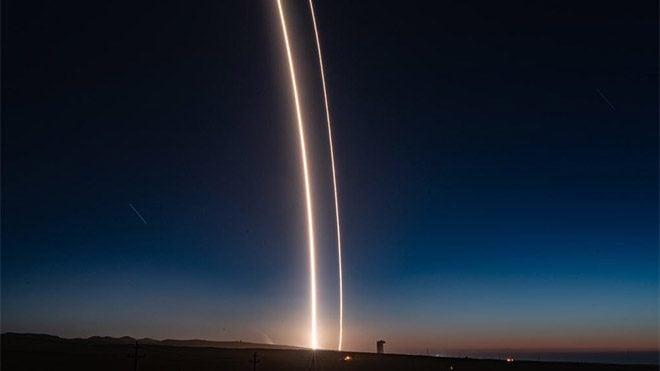 SpaceX Falcon 9 Elon Musk