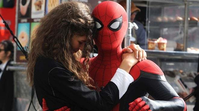 Marvel Spider-Man Far From Home