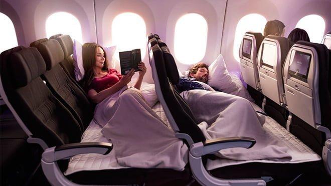 skycouch uçak bileti yataklı koltuk