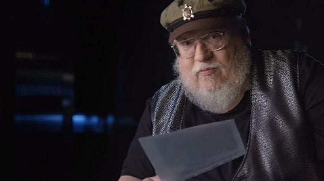 Game of Thrones George R. R. Martin