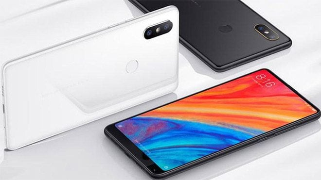 Xiaomi Mi Mix 2S Android 9.0 Pie