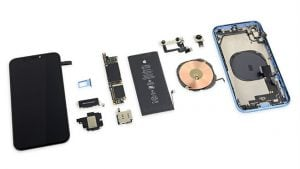Apple iPhone XR iFixit
