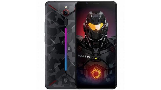 nubia Red Magic Mars oyun telefonu