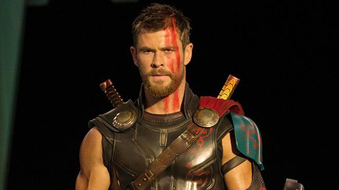 Avengers Infinity War Thor Ragnarok