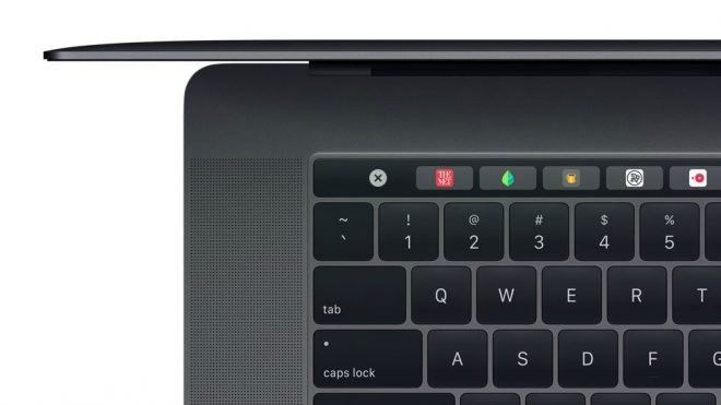 2018 MacBook Pro Apple Radeon Pro Vega GPU