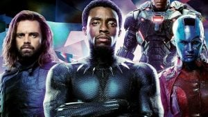 Avengers 4 Avengers Infinity War