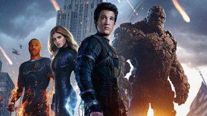 marvel Fantastic Four
