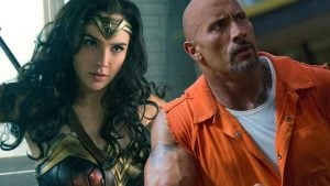 Dwayne Johnson ve Gal Gadot Red Notice