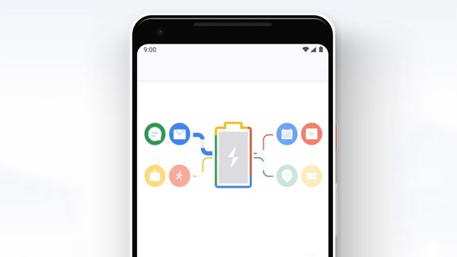 Google Android pil ömrü