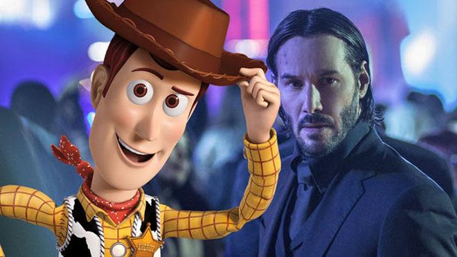 Keanu Reeves Oyuncak Hikayesi 4