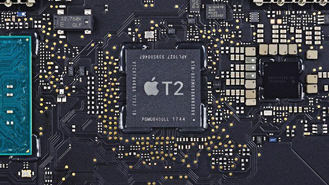 Apple T2 tamir