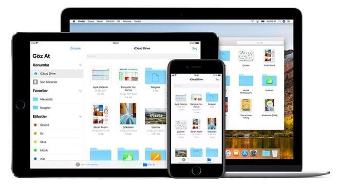 Apple iCloud Türkiye zam