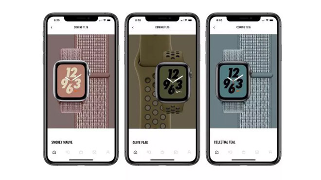 Apple Watch kayış