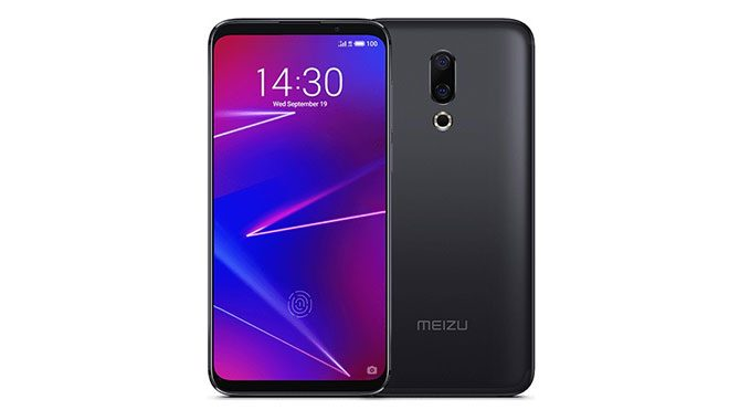 Meizu 16 Meizu 16TH