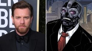 Birds of Prey Ewan Mcgregor