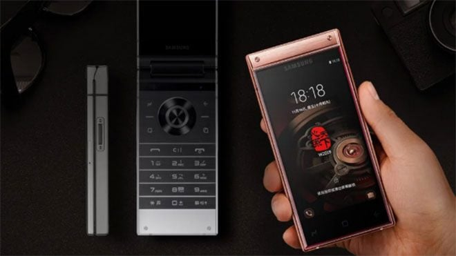 Samsung Galaxy W2019