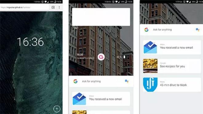Google Fuchsia OS Honor Play Huawei