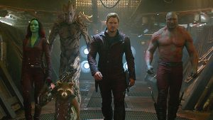 Avengers 4 Guardians of the Galaxy 3