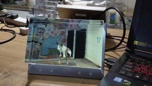 holografi