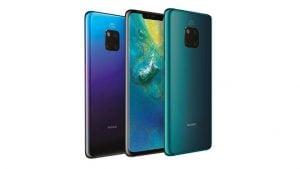 Snapdragon 8150 Huawei Mate 20 Pro