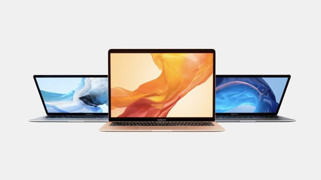 Yeni Apple MacBook Air