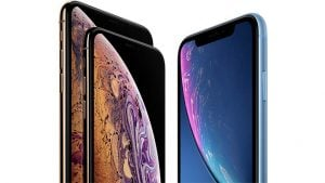 Apple iphone Xs iOS 12.1
