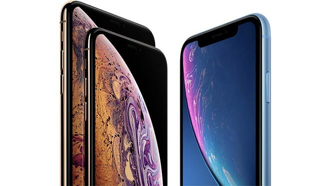 Apple iphone Xs iOS 12.1